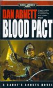 Blood Pact by Dan Abnett Warhammer 40,000 book paperback 40k Gaunts Ghosts